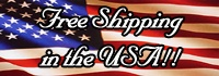 Free Shipping in the USA!!