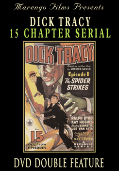 Dick tracy radio serial