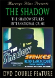 The Shadow DVD Double Feature